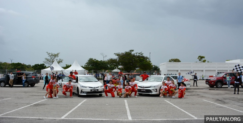 2017 Toyota Gazoo Racing Festival – all the thrills and spills from day one of the Toyota Vios Challenge Image #697546