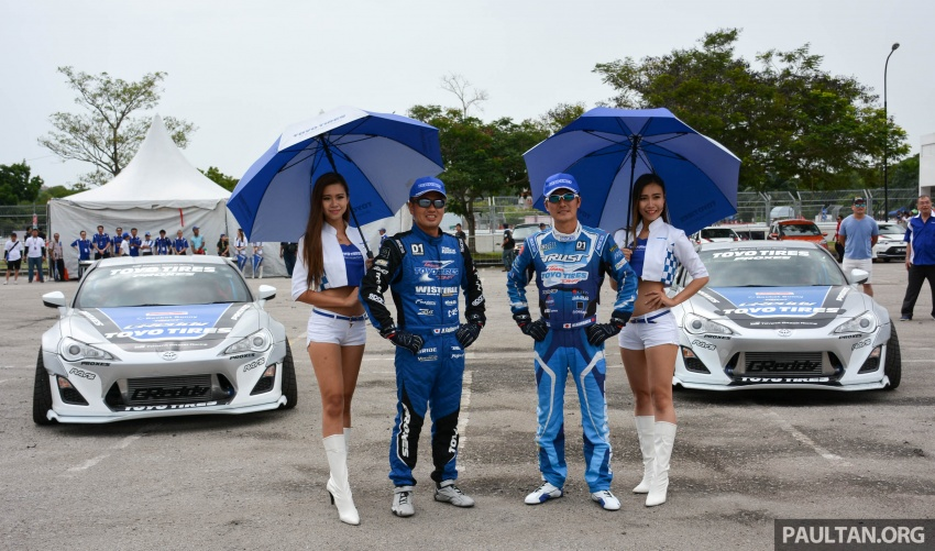 2017 Toyota Gazoo Racing Festival – all the thrills and spills from day one of the Toyota Vios Challenge Image #697549