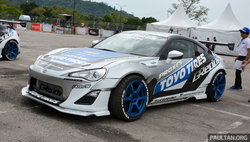 2017 Toyota Gazoo Racing Festival – all the thrills and spills from day one of the Toyota Vios Challenge Image #697550
