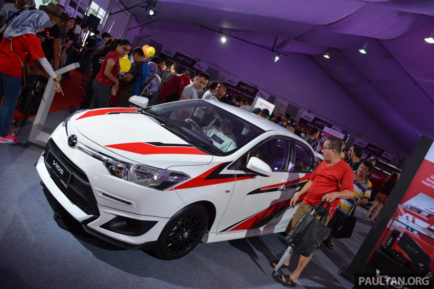 2017 Toyota Gazoo Racing Festival – all the thrills and spills from day one of the Toyota Vios Challenge Image #697566