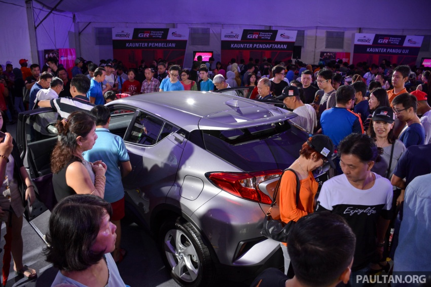 2017 Toyota Gazoo Racing Festival – all the thrills and spills from day one of the Toyota Vios Challenge Image #697568