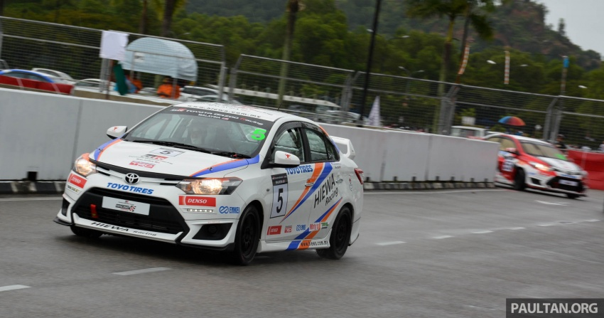2017 Toyota Gazoo Racing Festival – all the thrills and spills from day one of the Toyota Vios Challenge Image #697573