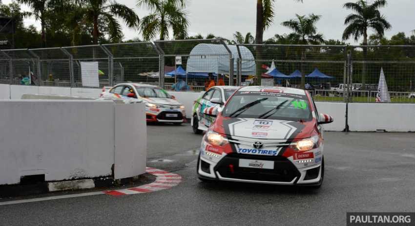 2017 Toyota Gazoo Racing Festival – all the thrills and spills from day one of the Toyota Vios Challenge Image #697574