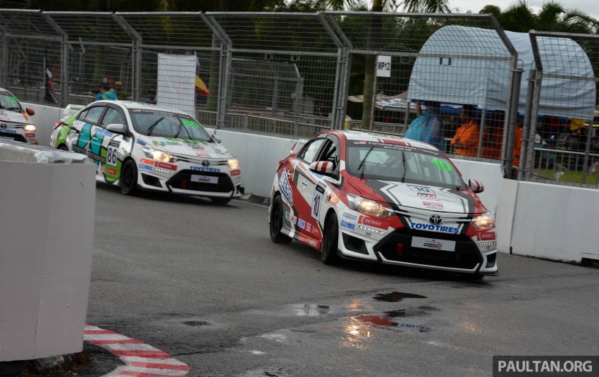 2017 Toyota Gazoo Racing Festival – all the thrills and spills from day one of the Toyota Vios Challenge Image #697575
