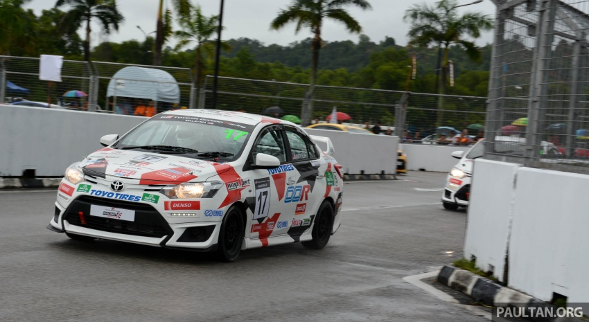 2017 Toyota Gazoo Racing Festival – all the thrills and spills from day one of the Toyota Vios Challenge Image #697576
