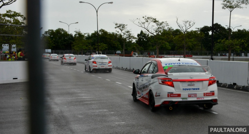 2017 Toyota Gazoo Racing Festival – all the thrills and spills from day one of the Toyota Vios Challenge Image #697577