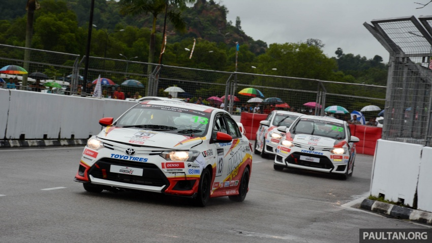 2017 Toyota Gazoo Racing Festival – all the thrills and spills from day one of the Toyota Vios Challenge Image #697579