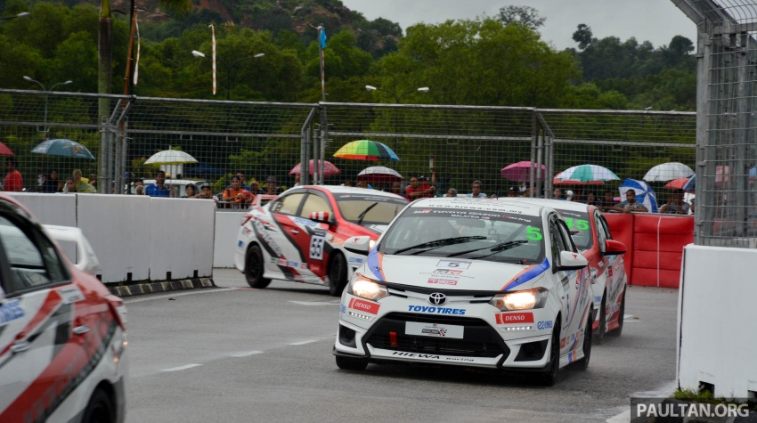 2017 Toyota Gazoo Racing Festival – all the thrills and spills from day one of the Toyota Vios Challenge Image #697580