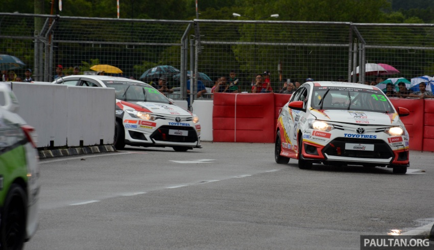 2017 Toyota Gazoo Racing Festival – all the thrills and spills from day one of the Toyota Vios Challenge Image #697581