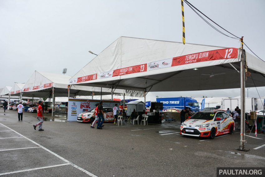 2017 Toyota Gazoo Racing Festival – all the thrills and spills from day one of the Toyota Vios Challenge Image #697583