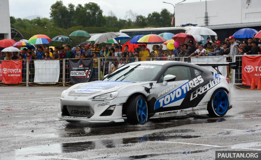 2017 Toyota Gazoo Racing Festival – all the thrills and spills from day one of the Toyota Vios Challenge Image #697585