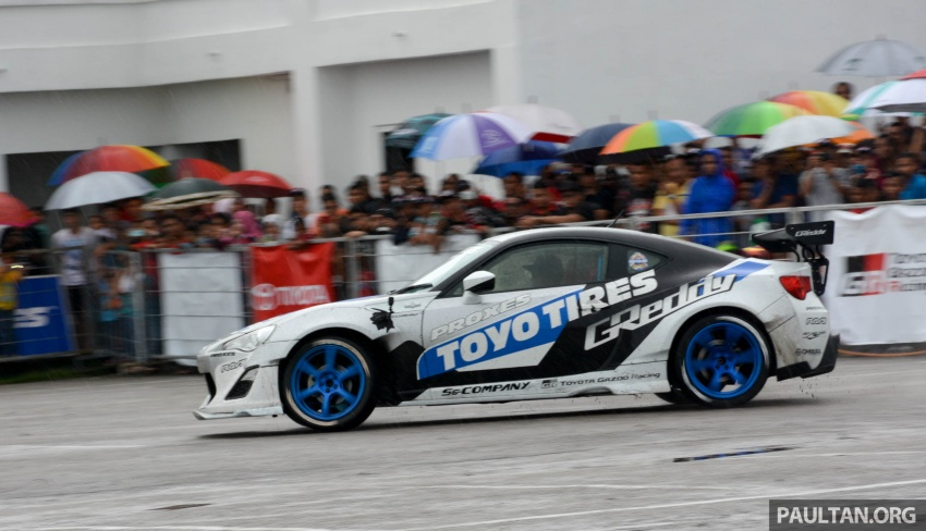 2017 Toyota Gazoo Racing Festival – all the thrills and spills from day one of the Toyota Vios Challenge Image #697588