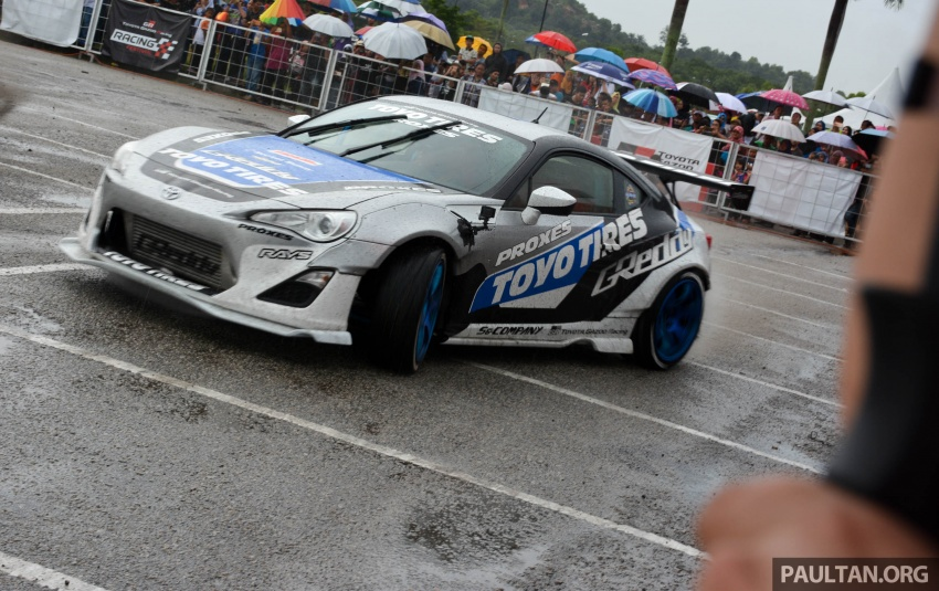 2017 Toyota Gazoo Racing Festival – all the thrills and spills from day one of the Toyota Vios Challenge Image #697590