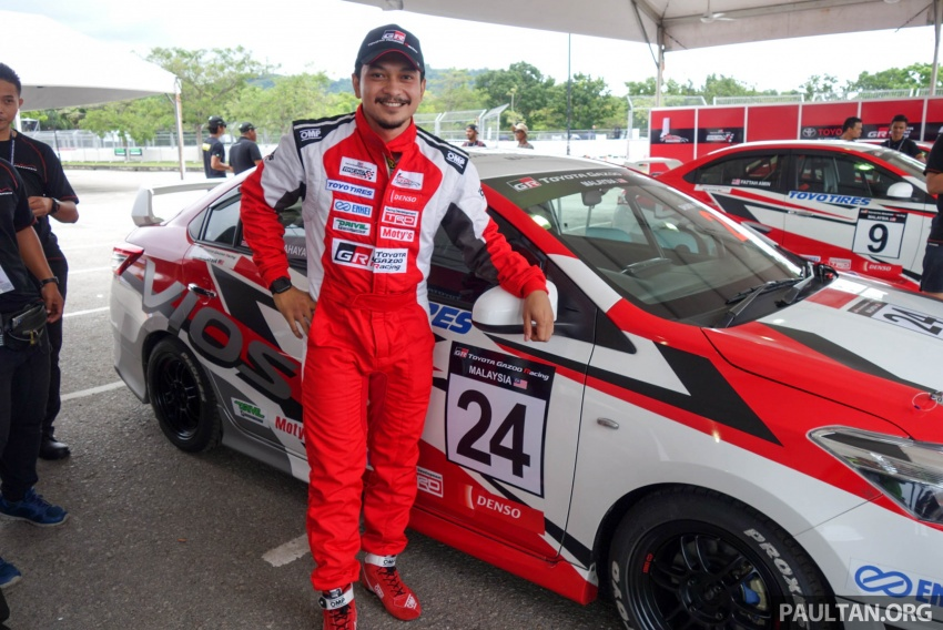 2017 Toyota Gazoo Racing Festival – all the thrills and spills from day one of the Toyota Vios Challenge Image #697591