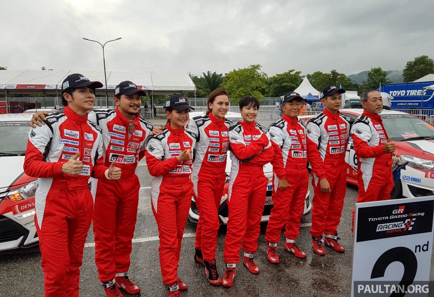 2017 Toyota Gazoo Racing Festival – all the thrills and spills from day one of the Toyota Vios Challenge Image #697597