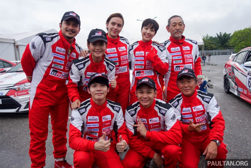 2017 Toyota Gazoo Racing Festival – all the thrills and spills from day one of the Toyota Vios Challenge Image #697601