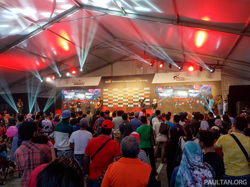 2017 Toyota Gazoo Racing Festival – all the thrills and spills from day one of the Toyota Vios Challenge Image #697603