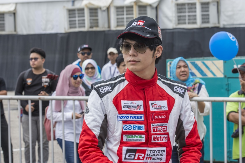 2017 Toyota Gazoo Racing Festival – all the thrills and spills from day one of the Toyota Vios Challenge Image #697608