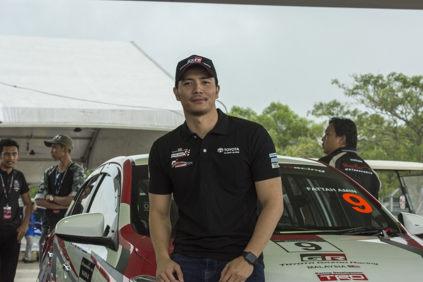 2017 Toyota Gazoo Racing Festival – all the thrills and spills from day one of the Toyota Vios Challenge Image #697619