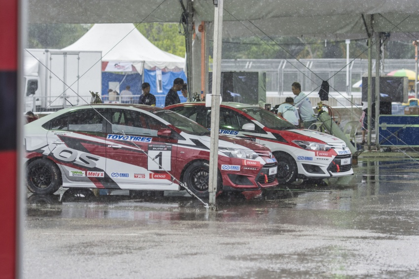 2017 Toyota Gazoo Racing Festival – all the thrills and spills from day one of the Toyota Vios Challenge Image #697621