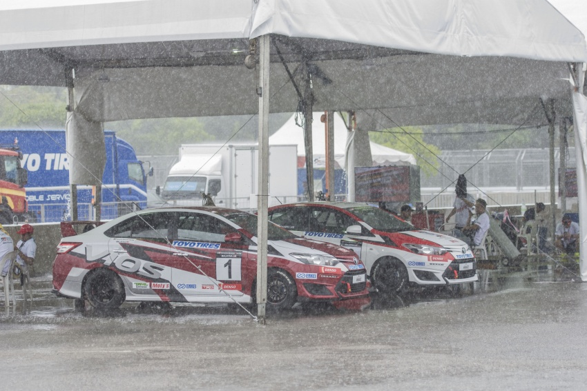 2017 Toyota Gazoo Racing Festival – all the thrills and spills from day one of the Toyota Vios Challenge Image #697622
