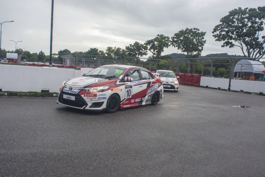 2017 Toyota Gazoo Racing Festival – all the thrills and spills from day one of the Toyota Vios Challenge Image #697624