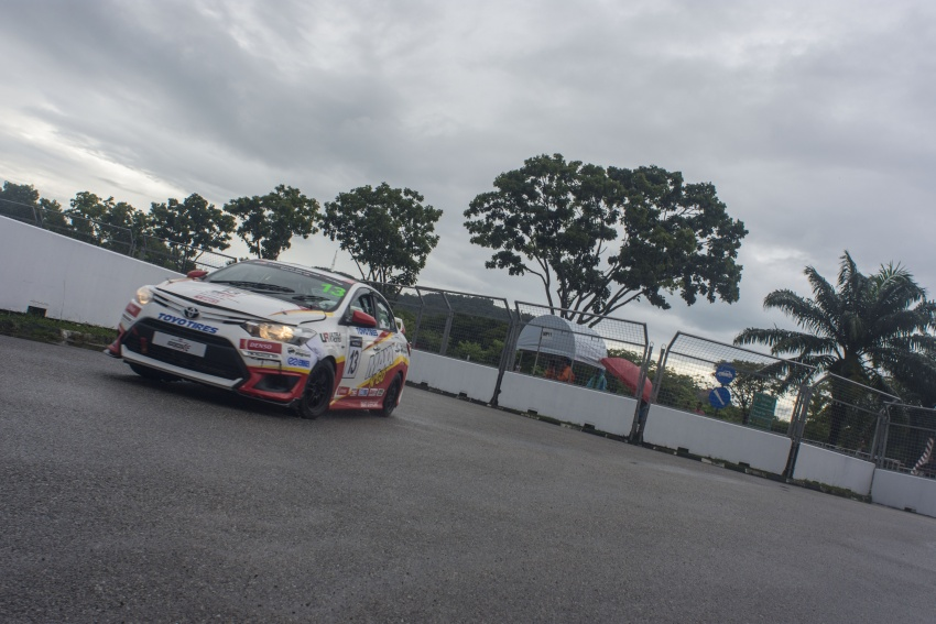 2017 Toyota Gazoo Racing Festival – all the thrills and spills from day one of the Toyota Vios Challenge Image #697626