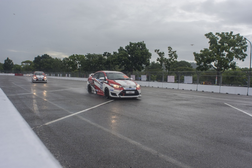 2017 Toyota Gazoo Racing Festival – all the thrills and spills from day one of the Toyota Vios Challenge Image #697628