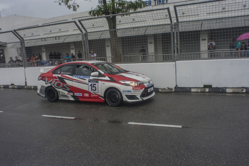2017 Toyota Gazoo Racing Festival – all the thrills and spills from day one of the Toyota Vios Challenge Image #697630