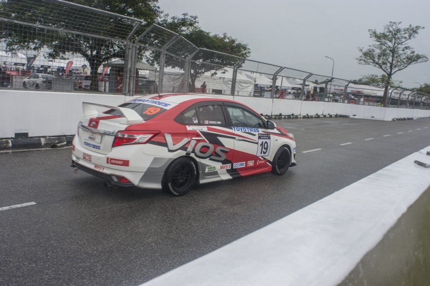 2017 Toyota Gazoo Racing Festival – all the thrills and spills from day one of the Toyota Vios Challenge Image #697632