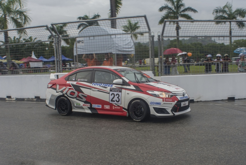 2017 Toyota Gazoo Racing Festival – all the thrills and spills from day one of the Toyota Vios Challenge Image #697636