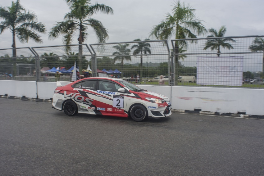2017 Toyota Gazoo Racing Festival – all the thrills and spills from day one of the Toyota Vios Challenge Image #697642