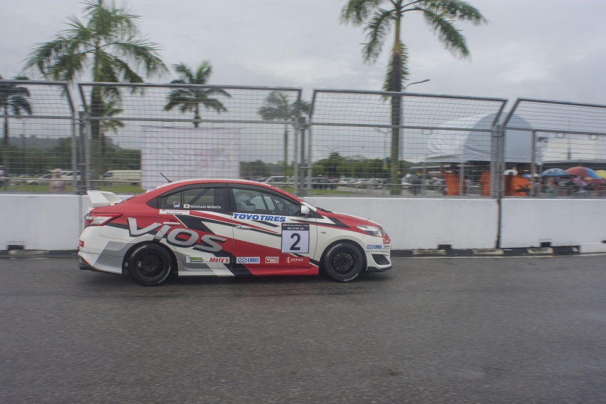 2017 Toyota Gazoo Racing Festival – all the thrills and spills from day one of the Toyota Vios Challenge Image #697646