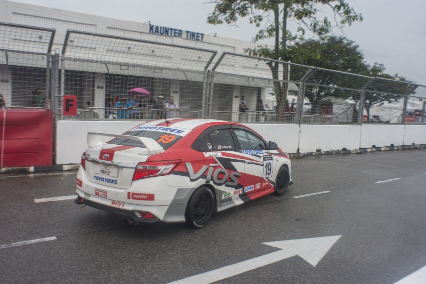 2017 Toyota Gazoo Racing Festival – all the thrills and spills from day one of the Toyota Vios Challenge Image #697649