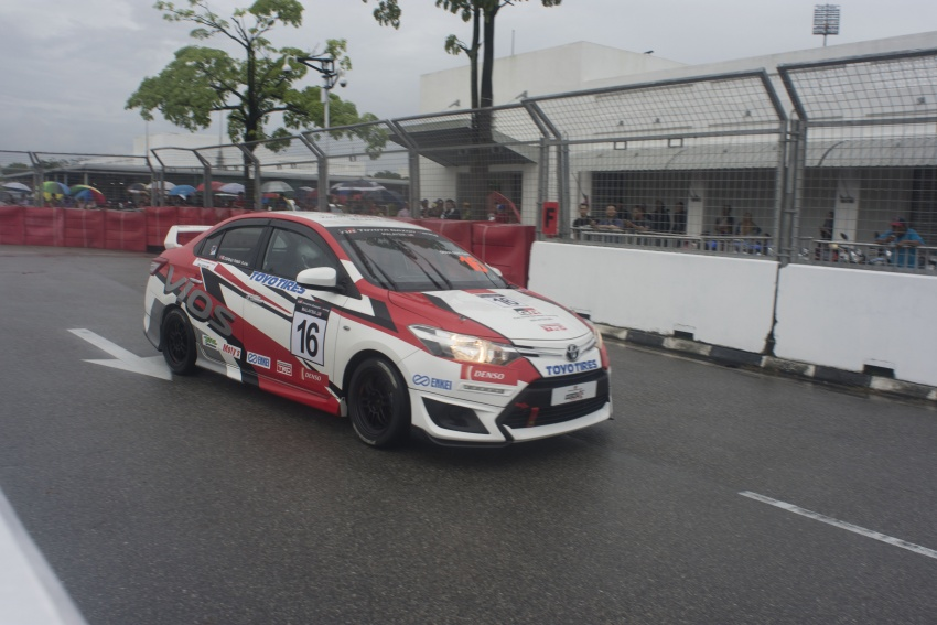 2017 Toyota Gazoo Racing Festival – all the thrills and spills from day one of the Toyota Vios Challenge Image #697650