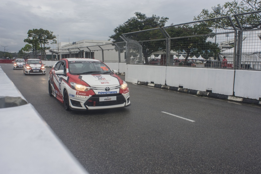 2017 Toyota Gazoo Racing Festival – all the thrills and spills from day one of the Toyota Vios Challenge Image #697657