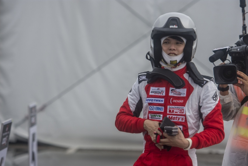 2017 Toyota Gazoo Racing Festival – all the thrills and spills from day one of the Toyota Vios Challenge Image #697658