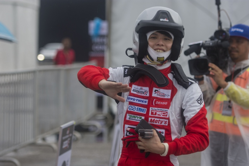 2017 Toyota Gazoo Racing Festival – all the thrills and spills from day one of the Toyota Vios Challenge Image #697659