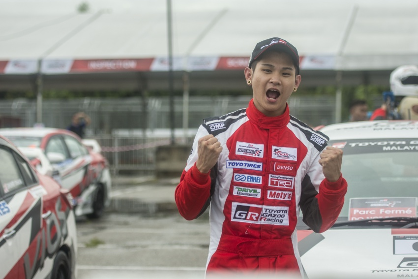 2017 Toyota Gazoo Racing Festival – all the thrills and spills from day one of the Toyota Vios Challenge Image #697660