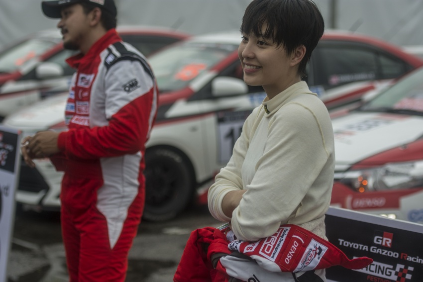 2017 Toyota Gazoo Racing Festival – all the thrills and spills from day one of the Toyota Vios Challenge Image #697662