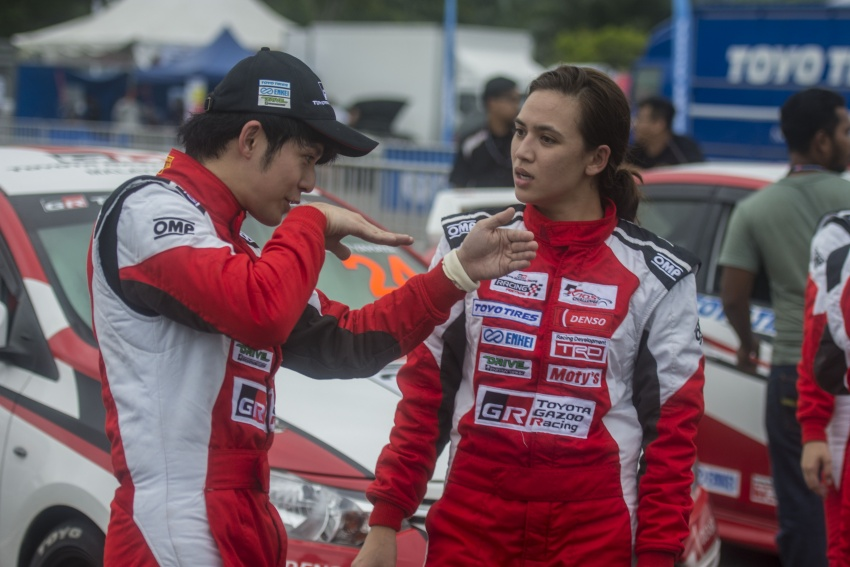 2017 Toyota Gazoo Racing Festival – all the thrills and spills from day one of the Toyota Vios Challenge Image #697666