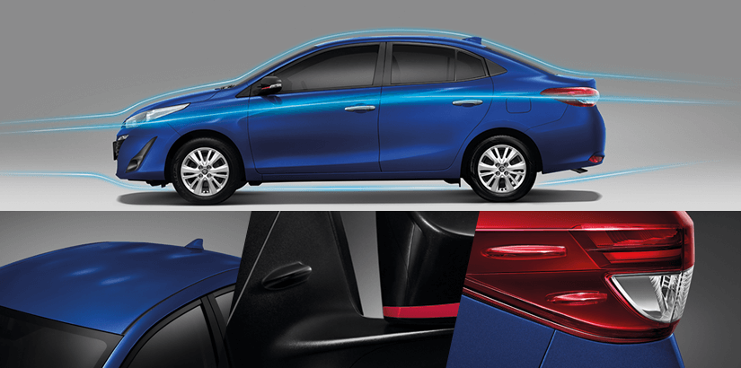 New Toyota Yaris Ativ launched in Thailand – 1.2L, 7 airbags standard, priced from 469k baht (RM60k) Image #698846