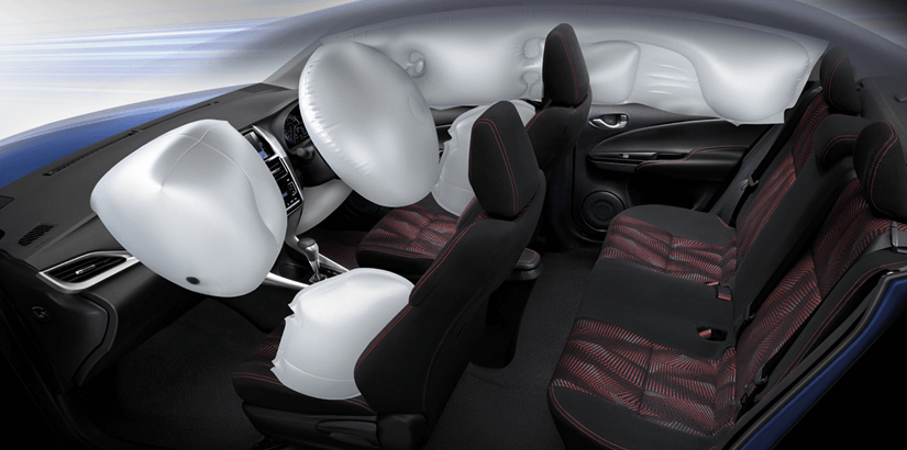 New Toyota Yaris Ativ launched in Thailand – 1.2L, 7 airbags standard, priced from 469k baht (RM60k) Image #698858