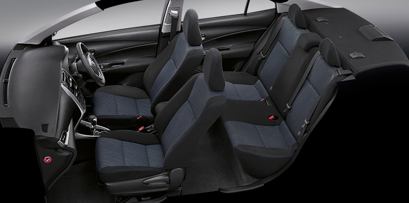 New Toyota Yaris Ativ launched in Thailand – 1.2L, 7 airbags standard, priced from 469k baht (RM60k) Image #698859