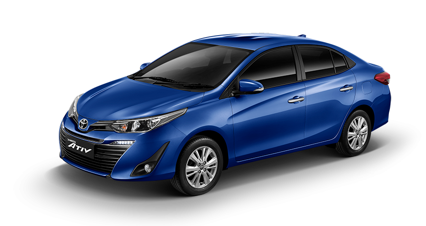 New Toyota Yaris Ativ launched in Thailand – 1.2L, 7 airbags standard, priced from 469k baht (RM60k) Image #698861