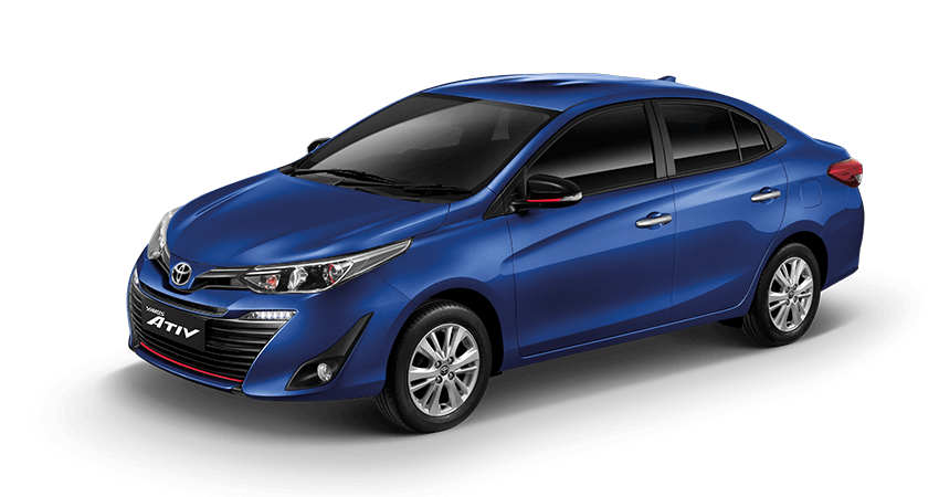 New Toyota Yaris Ativ launched in Thailand – 1.2L, 7 airbags standard, priced from 469k baht (RM60k) Image #698867