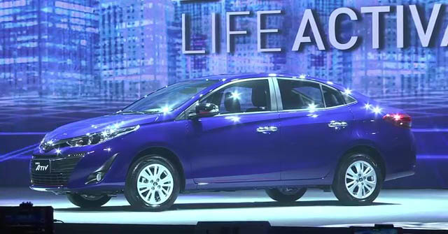 New Toyota Yaris Ativ launched in Thailand – 1.2L, 7 airbags standard, priced from 469k baht (RM60k) Image #698869