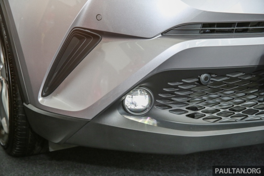 GALLERY: Toyota C-HR in M'sia – full exterior, interior Image #693872