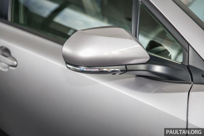 GALLERY: Toyota C-HR in M'sia – full exterior, interior Image #693874