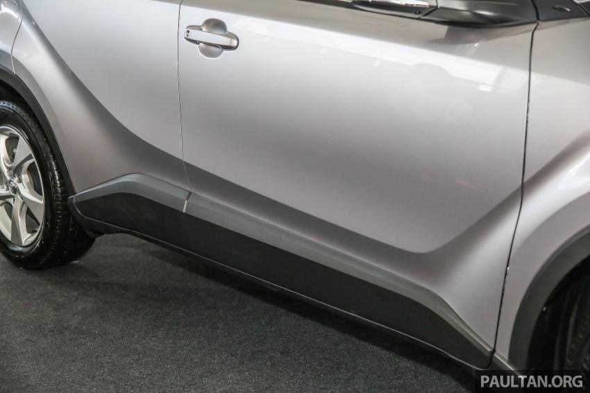GALERI: Toyota C-HR di M'sia – gambar sepenuhnya Image #693974